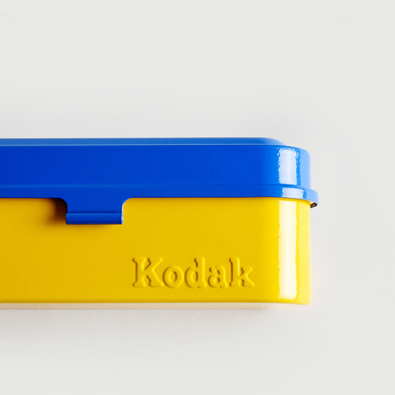 KODAK Film Case 135 (Blue)