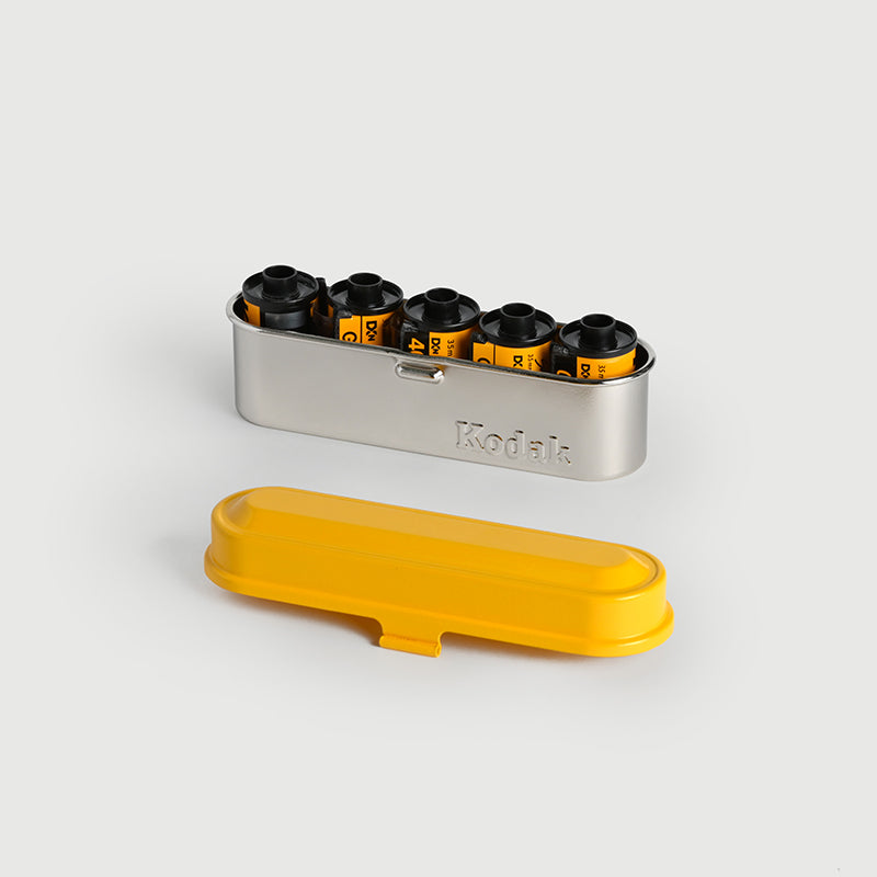 KODAK Film Case 135 (Yellow)