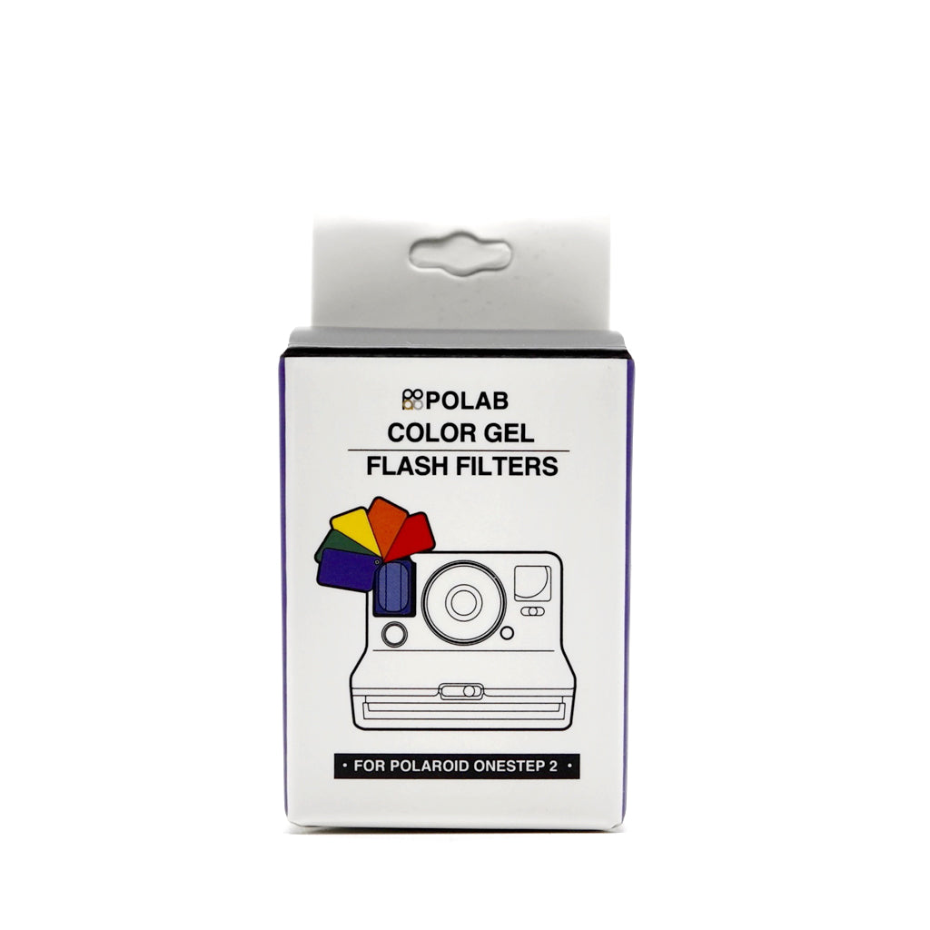 Color Gel Flash Filter for OneStep Camera[product_tag] Singapore - 8storeytree