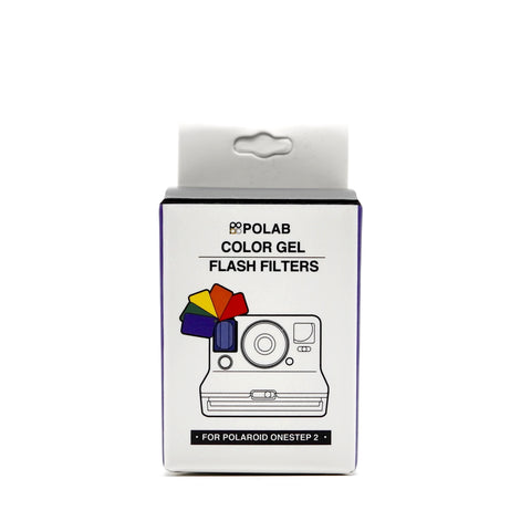 Color Gel Flash Filter for OneStep Camera