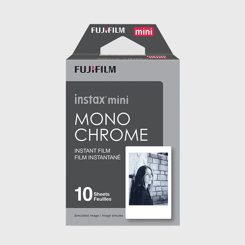 Instax Mini Film Monochrome (10 Exposures)[product_tag] Singapore - 8storeytree