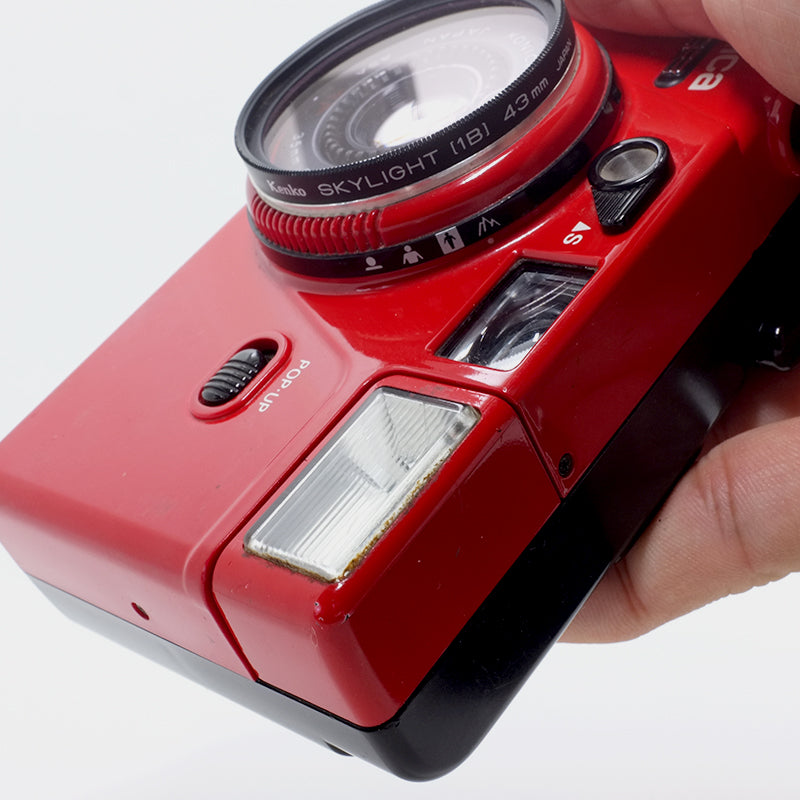 Konica C35 EF3 (Red)