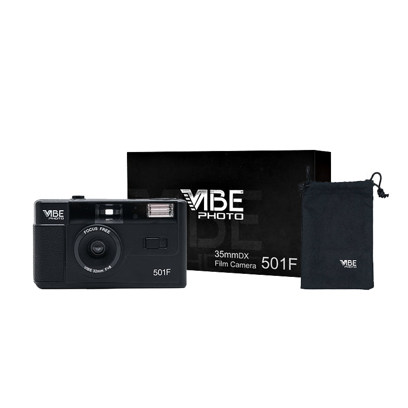 Vibe Photo 35mm Camera (Black) Singapore - 8storeytree