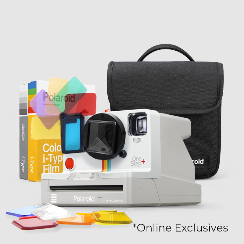 Polaroid Onestep+ Ultimate Set