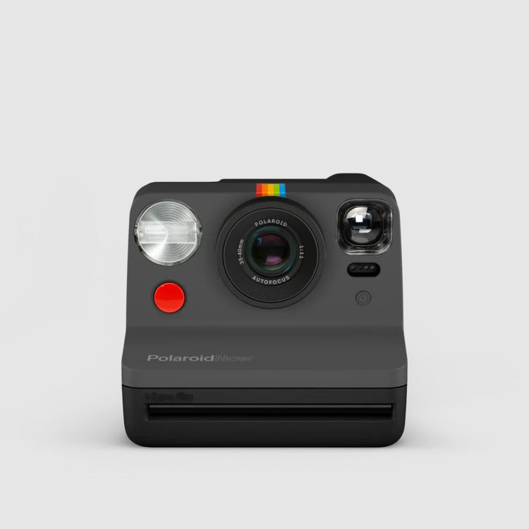 I-Type Camera | Polaroid Now Black Singapore - 8storeytree