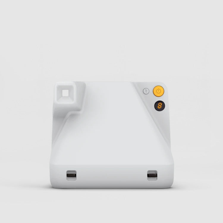 I-Type Camera | Polaroid Now White Singapore - 8storeytree