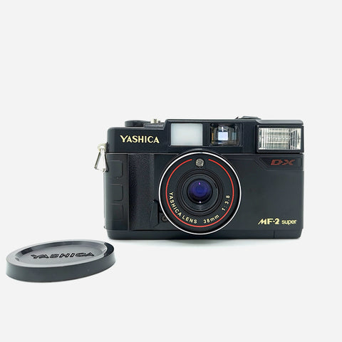 Yashica MF-2 Camera Super DX