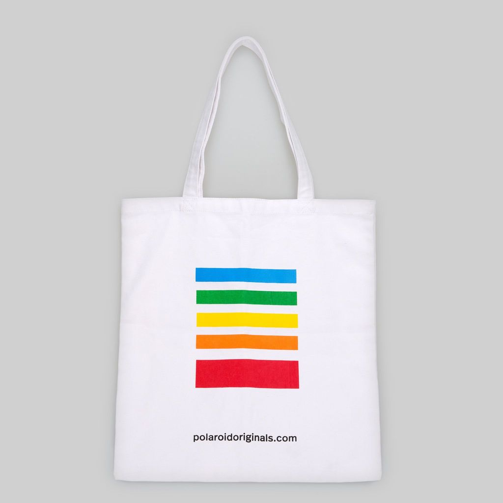 Polaroid Originals Tote Bag Singapore - 8storeytree