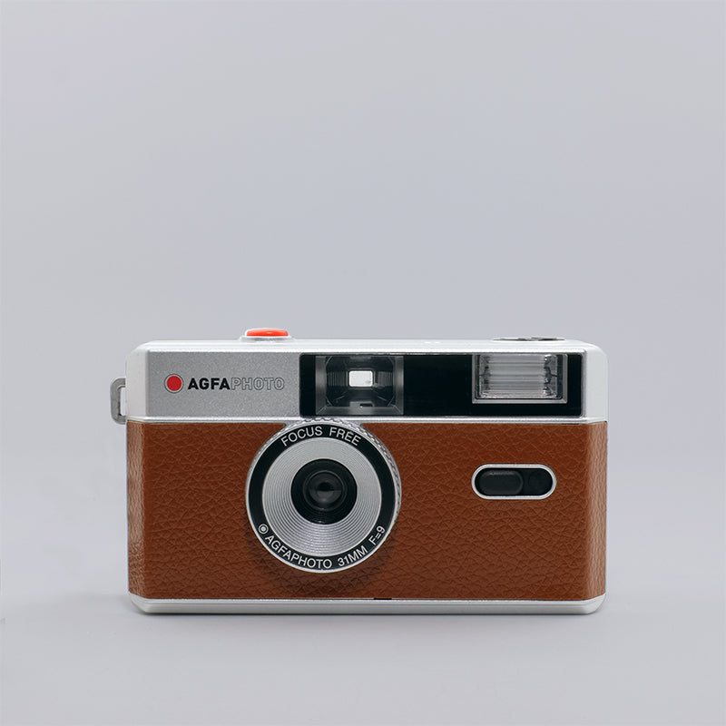 AgfaPhoto Analogue Camera (Brown)