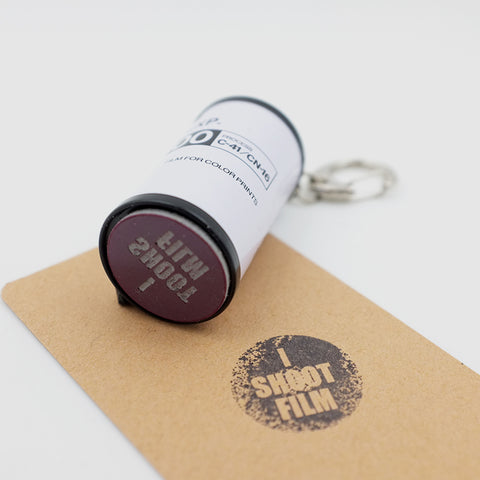 Film Canister Stamp