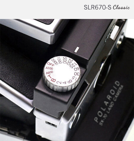 MiNT SLR670-S | Classic Black[product_tag] Singapore - 8storeytree