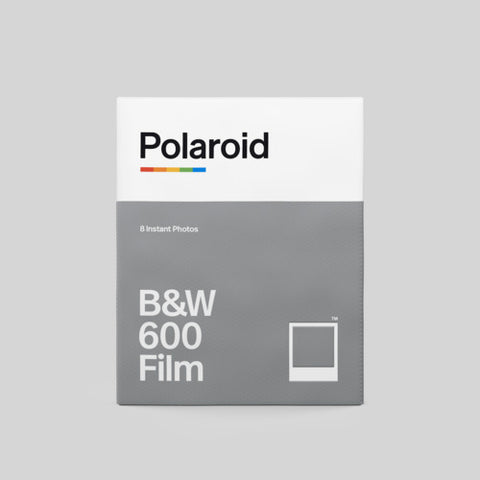 BnW Film for Polaroid 600