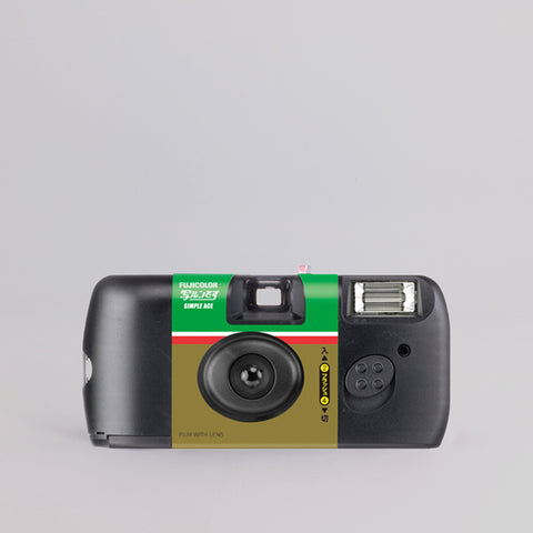 Fujifilm Simple Ace 35mm Disposable Camera