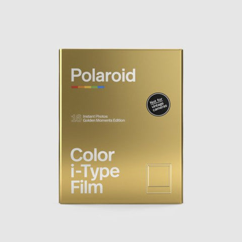 Color i‑Type Film Double Pack | Golden Moments Edition
