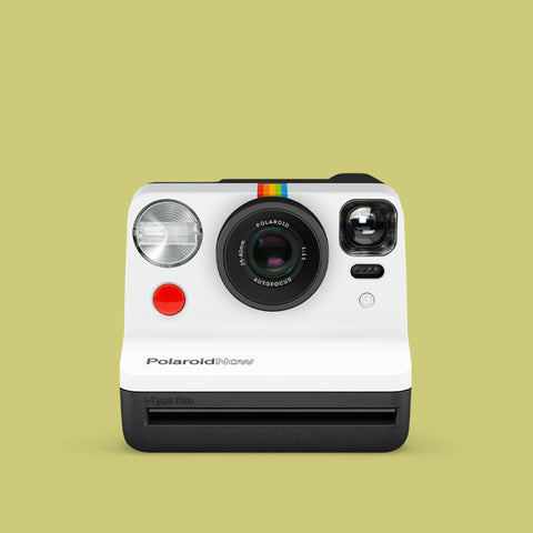 I-Type Camera | Polaroid Now Black & White