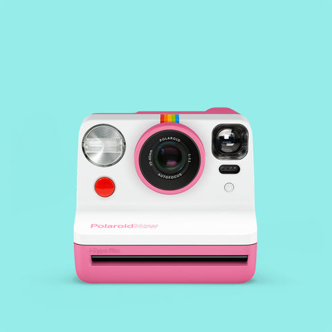 I-Type Camera | Polaroid Now Pink