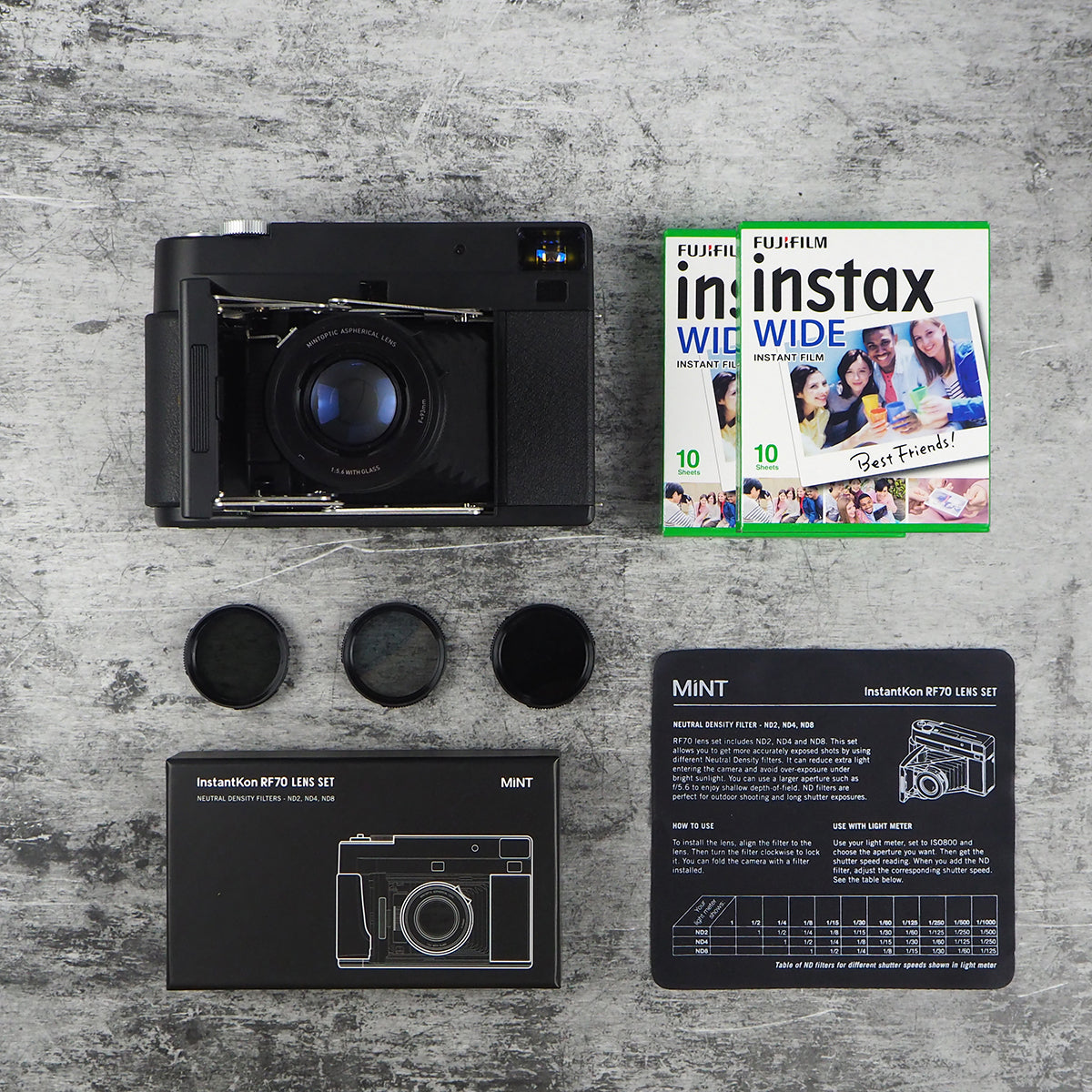 MiNT Instantkon RF70 - Starter Package[product_tag] Singapore - 8storeytree