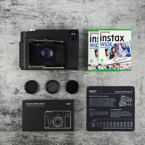 MiNT Instantkon RF70 - Starter Package