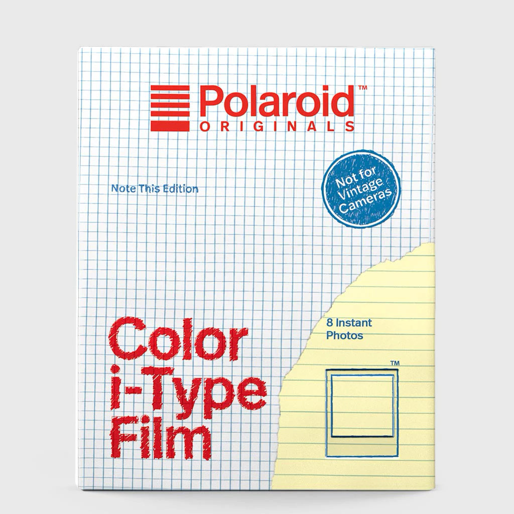 Color Film for I-Type | Note This Edition[product_tag] Singapore - 8storeytree