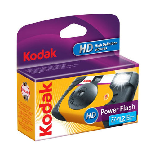 Kodak HD Power Flash Disposable Camera[product_tag] Singapore - 8storeytree