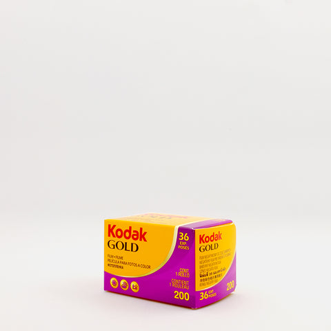 Kodak Gold 200 Film 35mm