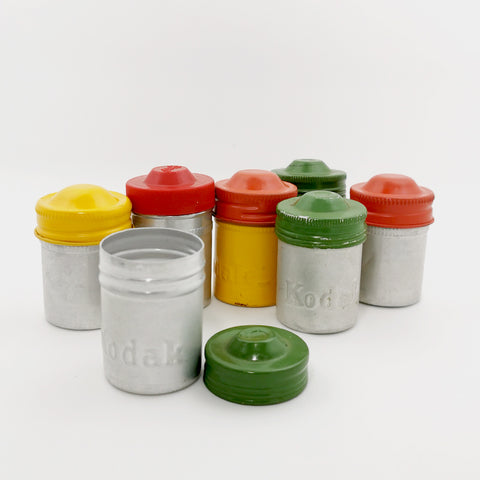 35mm Metal Film Canister