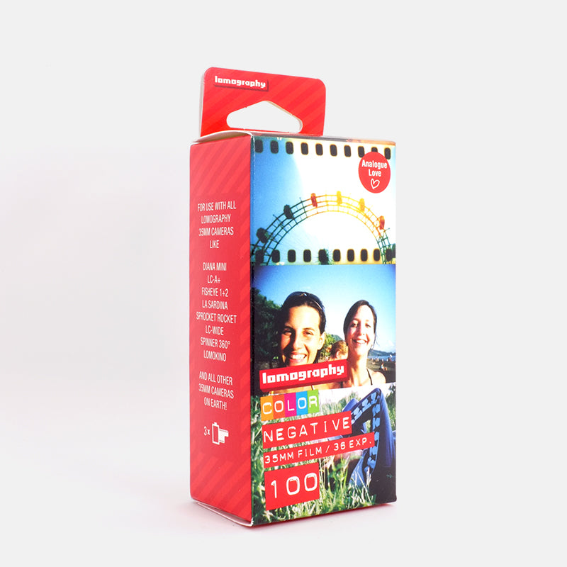 Lomography Color Negative 35mm ISO 100 3 Rolls[product_tag] Singapore - 8storeytree