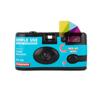 SIMPLE USE FILM CAMERA COLOR NEGATIVE 400[product_tag] - 8storeytree