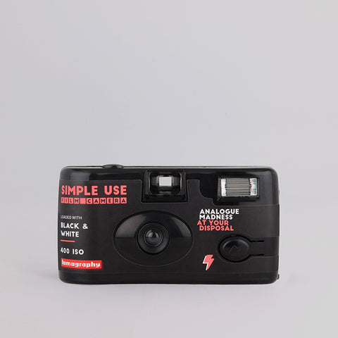 Lomography Simple Use Film Camera Black & White