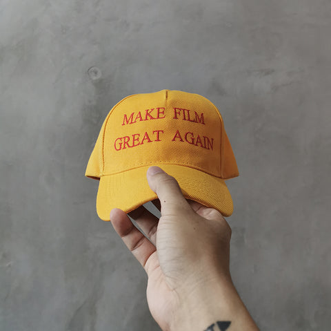 'Make Film Great Again' Baseball Cap