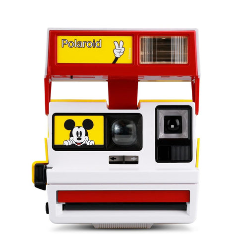 600 Camera | Disney Mickey Mouse Polaroid