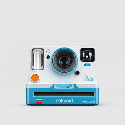 I-Type Camera | Polaroid Onestep 2 Summer Blue Limited Edition