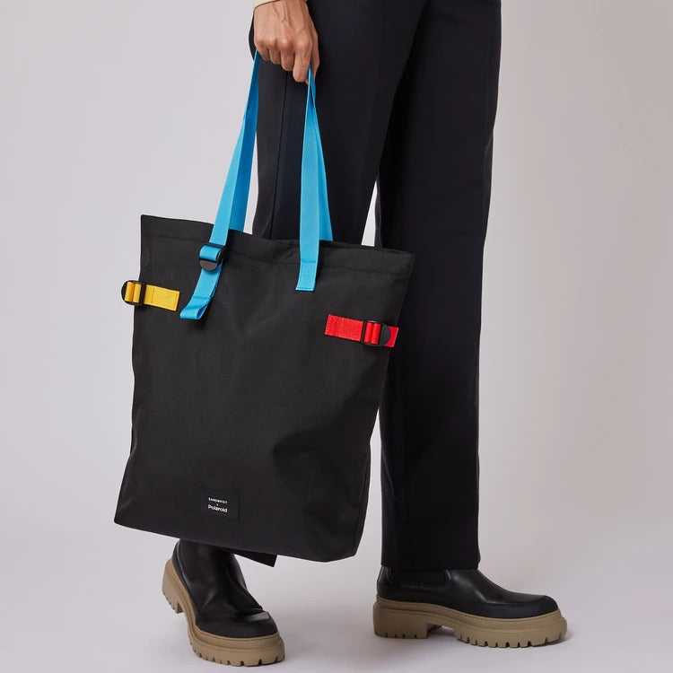 Sandqvist x Polaroid – Stockholm Tote[product_tag] Singapore - 8storeytree