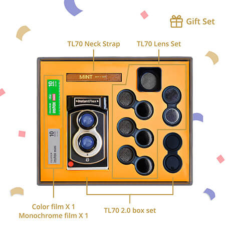 MiNT Instantflex TL70 2.0 - Gift Set[product_tag] - 8storeytree