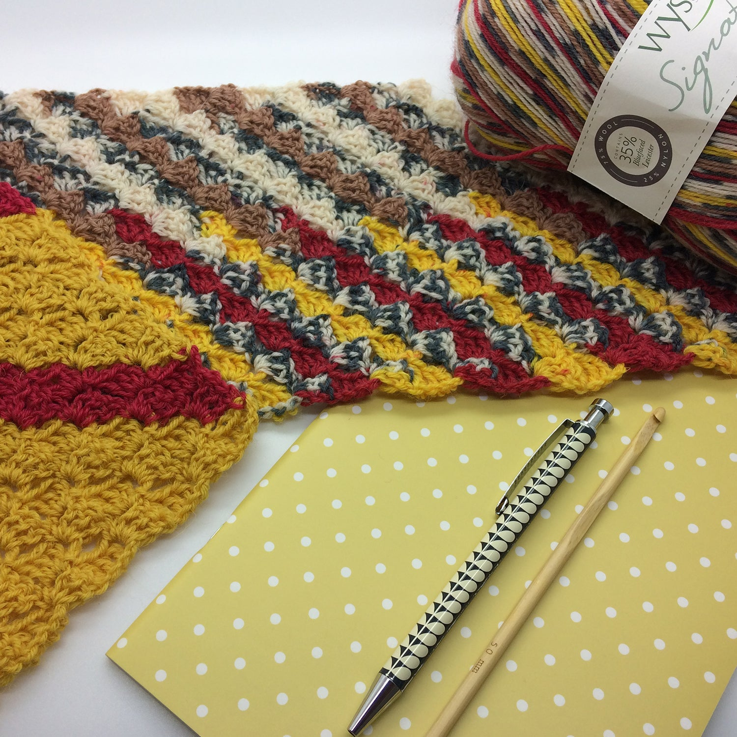 Mindful Knitting and Crochet