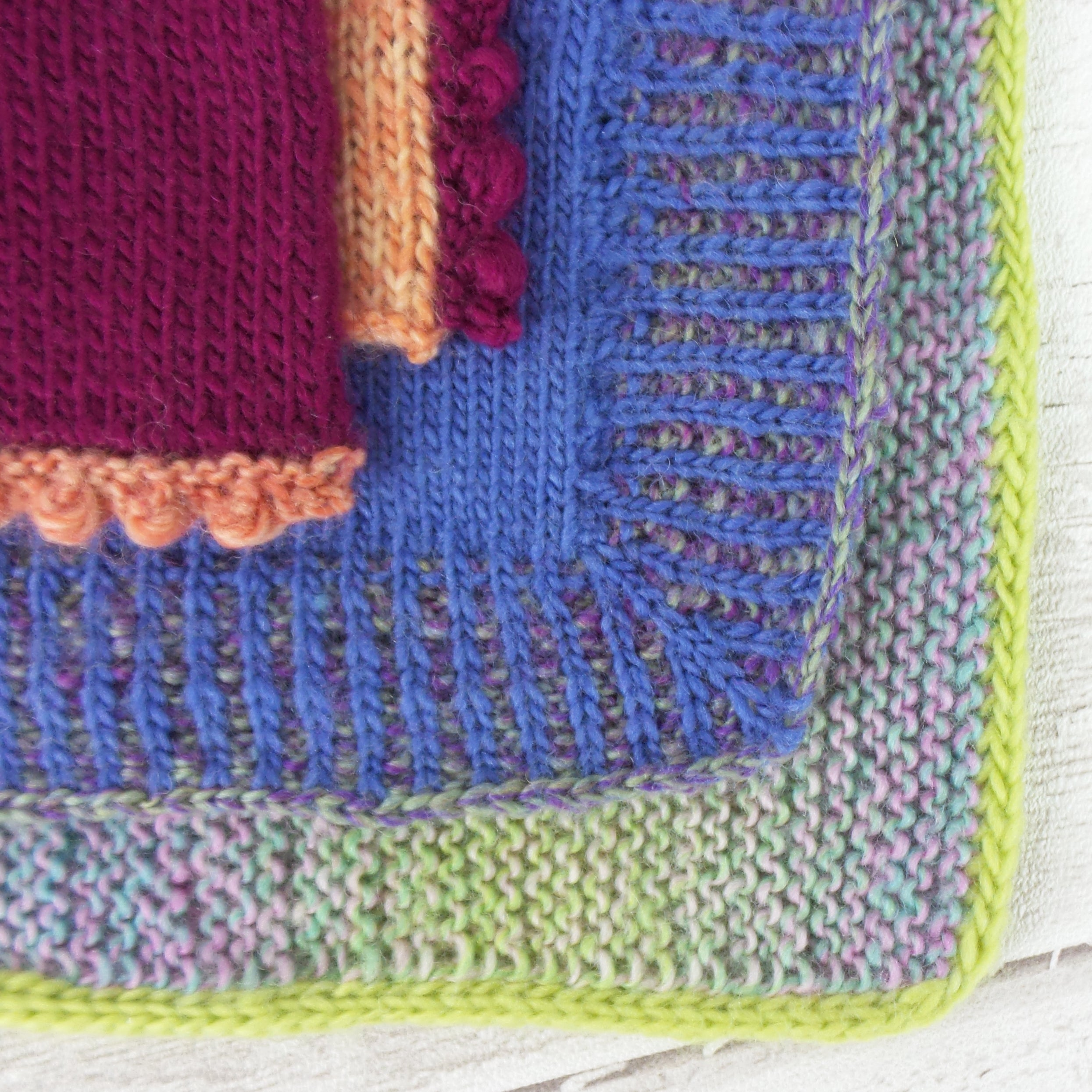 Knitted Borders