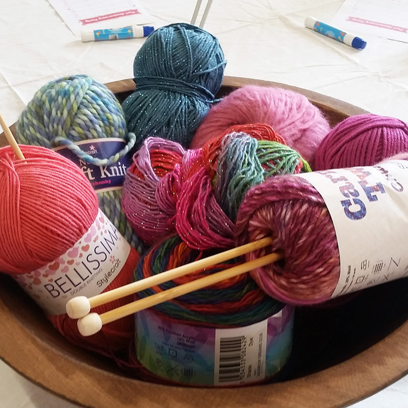 Stylecraft Purl Party