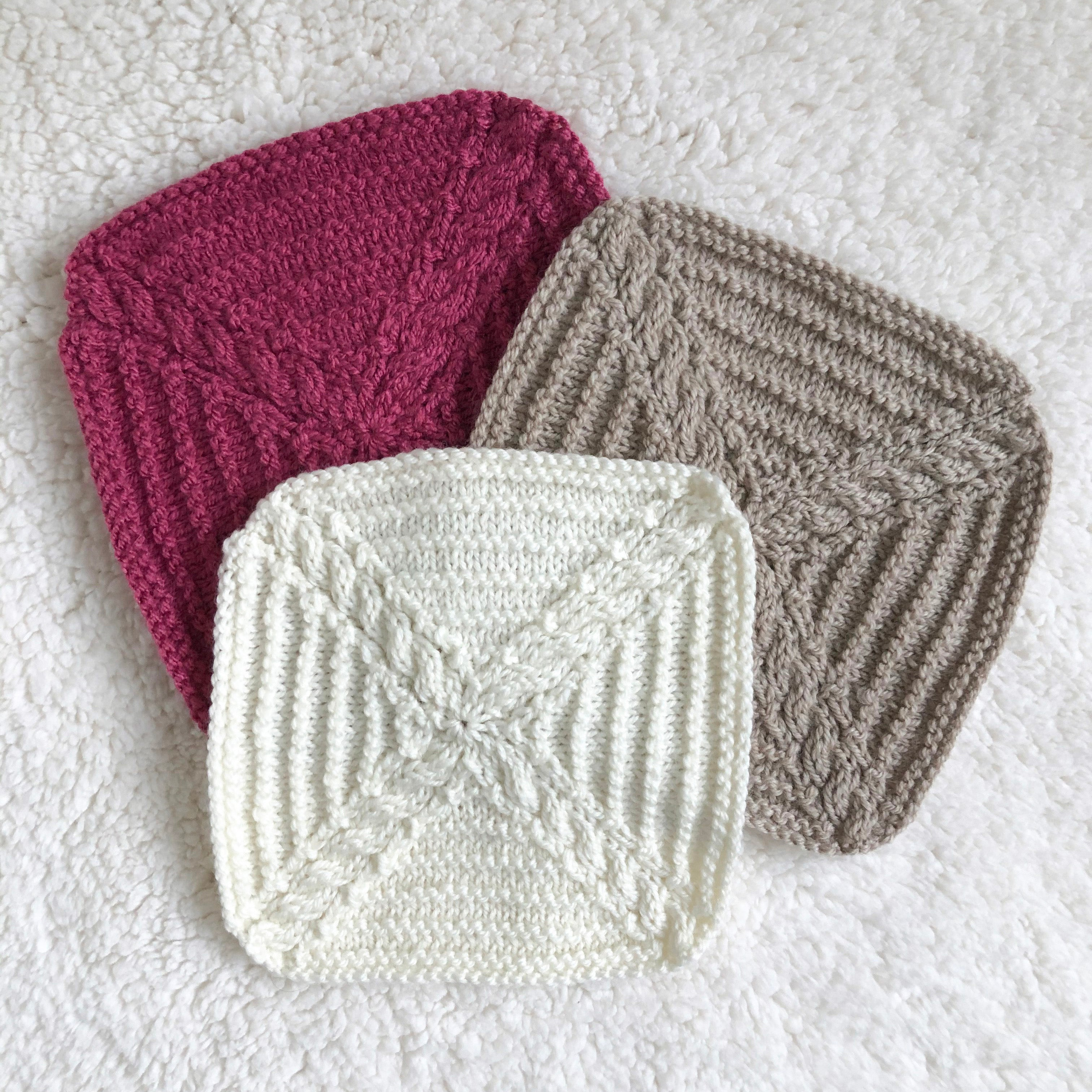 Week 7 Common Lane - A Day Out Knit Along Blanket by Sarah Hatton - Magic loop knitting