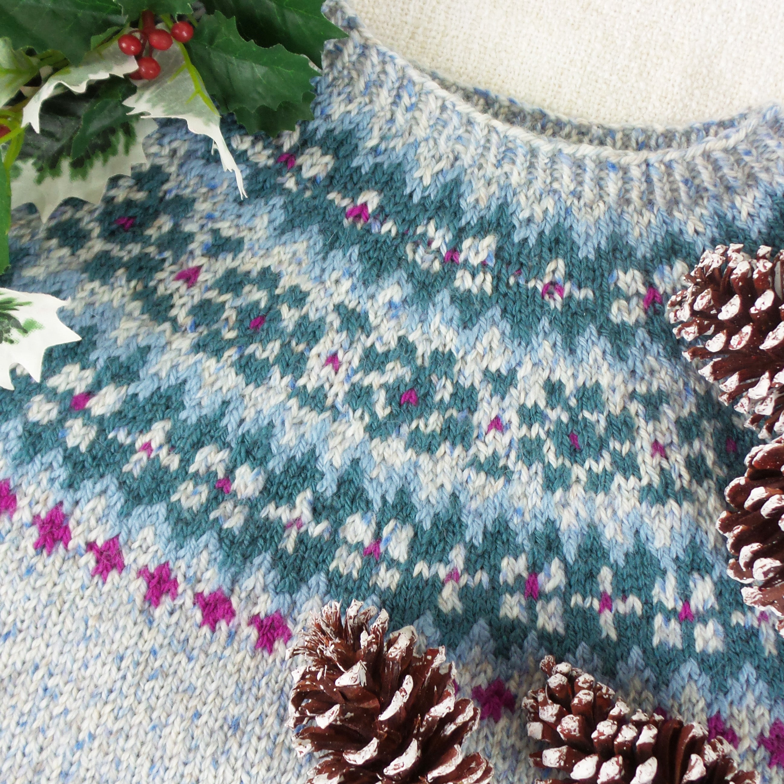 A Fair Isle Christmas