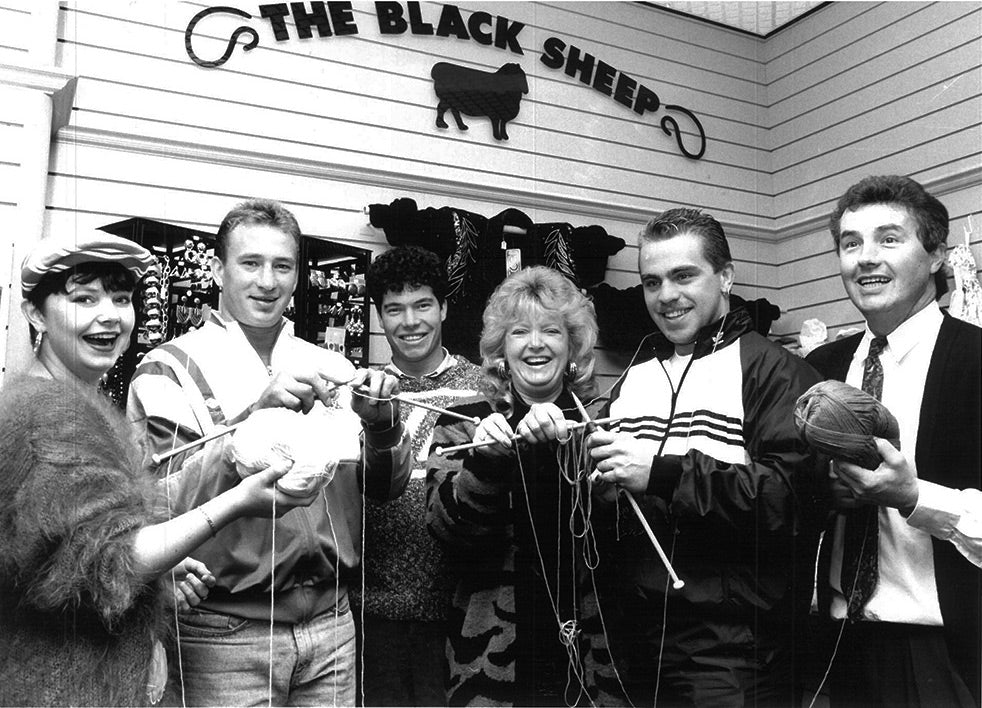 History of Black Sheep Wools