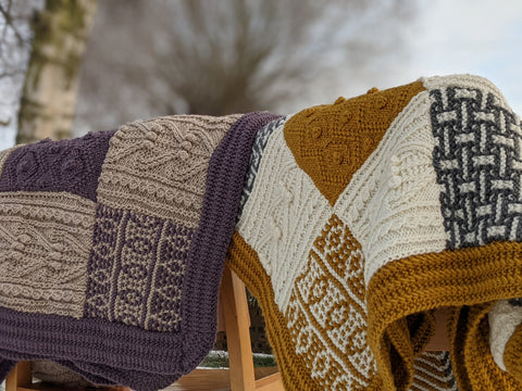 A Day Out KAL by Sarah Hatton