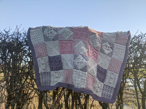 A Day Out Knit Along - Croft colourway
