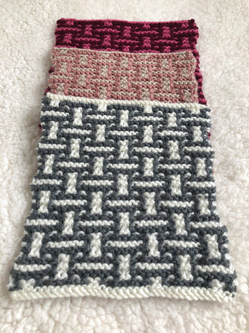 A Day Out Knit Along by Sarah Hatton - Week 2