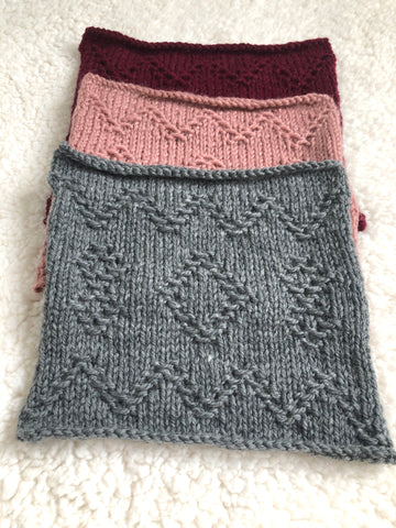 A Day Out Knit Along - Week 3