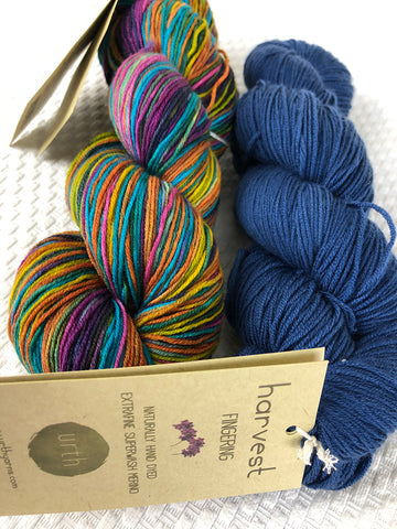 Urth yarns - Pantone Colour of the year 2020