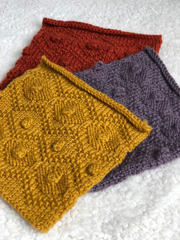A Day Out KAL blanket by Sarah Hatton | Black Sheep Wools