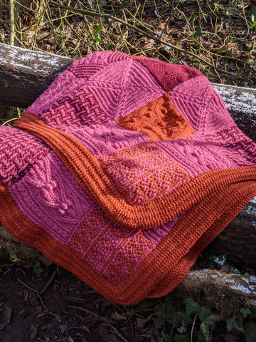 A Day Out Knit Along by Sarah Hatton - Winwick
