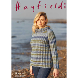 Sweater in Hayfield Bonanza Chunky