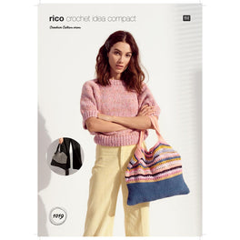 Bags in Rico Essentials Cotton Dk