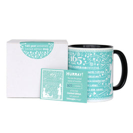 Scheepjes Limited Edition 165 Year Anniversary Mug